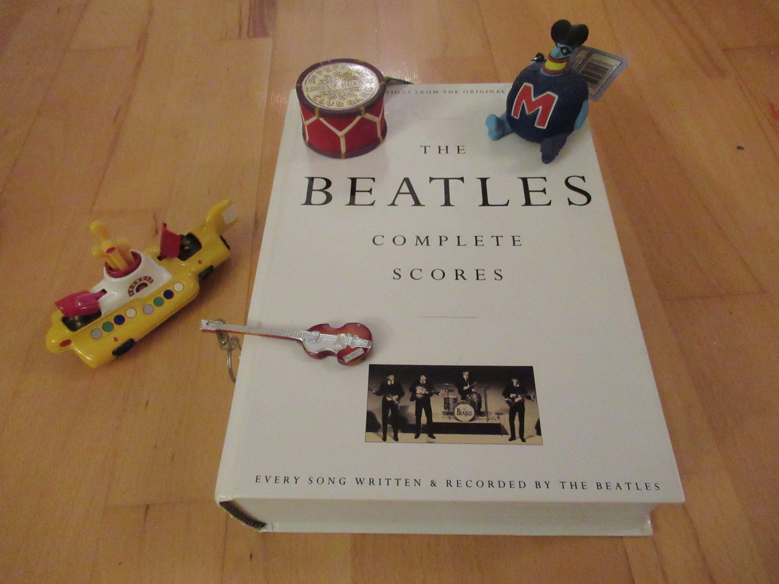 Beatles Stammtisch