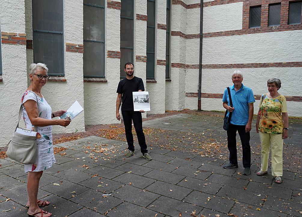 Themenführung: Die Neu-Ulmer Innenstadt der Nachkriegszeit