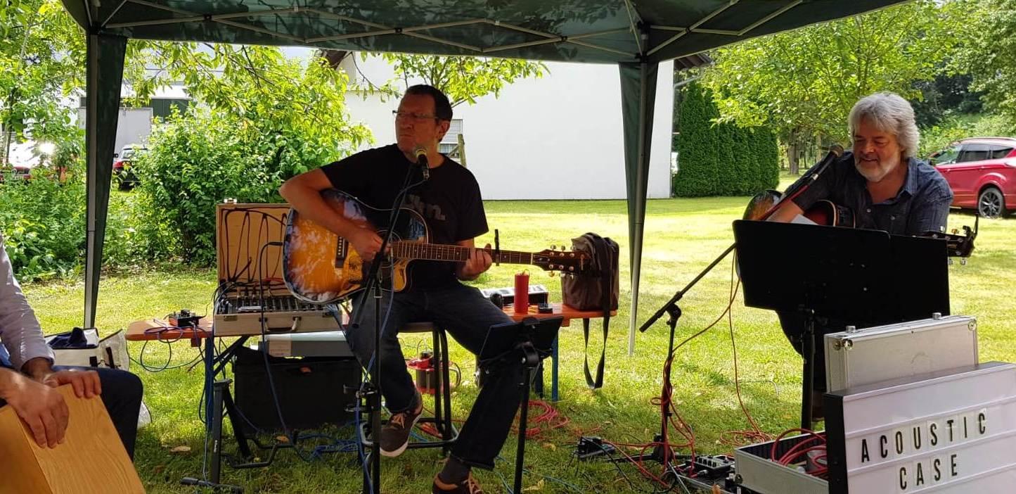 ENTFÄLLT! Acoustic Case: Gute Songs unplugged